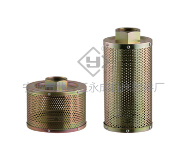 Network magnetic oil filter